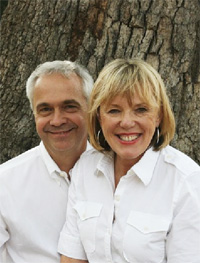 Dr. Beth and Bill Ernst